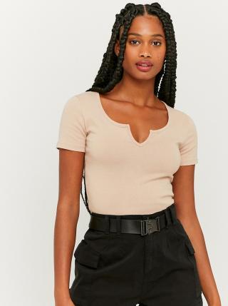 Černé kraťasy s kapsami a páskem TALLY WEiJL dámské černá XL