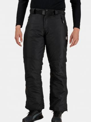 Černé pánské lyžařské kalhoty SAM 73 pánské černá XS