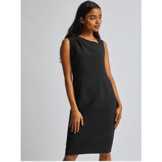 Černé pouzdrové šaty Dorothy Perkins Petite dámské černá L