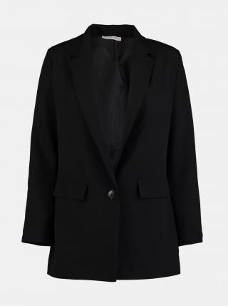 Černé sako Hailys dámské černá XL