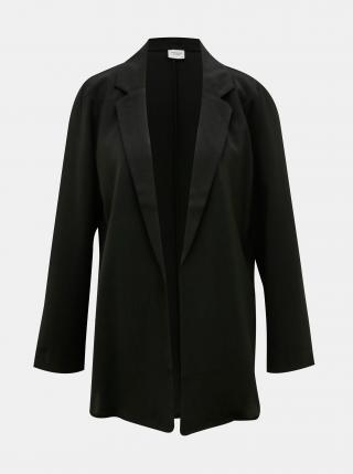 Černé sako Jacqueline de Yong Tilo dámské černá XS