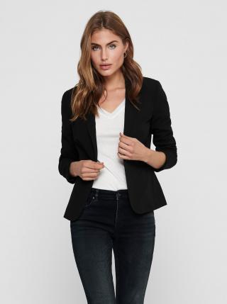 Černé sako ONLY Mila dámské černá XL