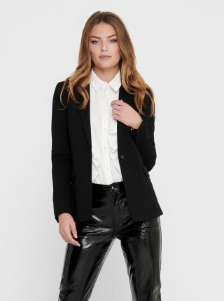 Černé sako ONLY Pinko dámské černá XL
