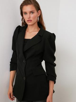 Černé sako Trendyol dámské černá L
