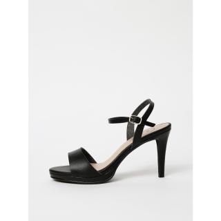 Černé sandálky OJJU dámské černá 37