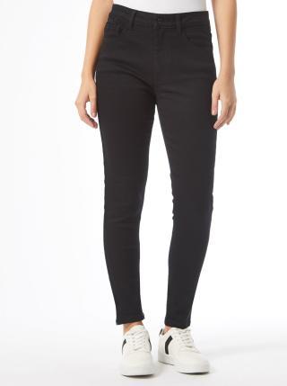 Černé skinny džíny Dorothy Perkins - 48 dámské černá 48