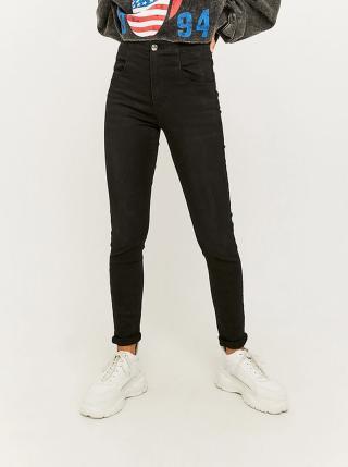 Černé skinny fit džíny TALLY WEiJL - L dámské černá L