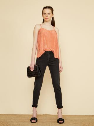 Černé skinny fit džíny ZOOT Pippa dámské černá L