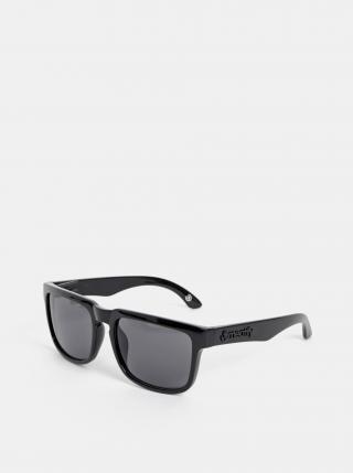 Černé sluneční brýle Meatfly Memphis pánské černá