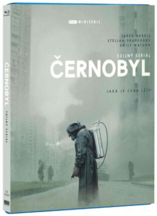 Černobyl - Blu-ray
