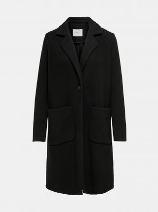 Černý kabát Jacqueline de Yong dámské černá M