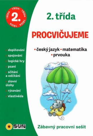 Český jazyk, Matematika, Prvouka - 2. třída