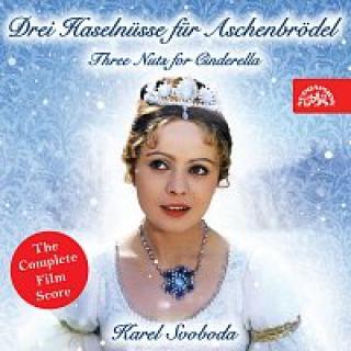 Český národní symfonický orchestr, Jan Chalupecký – Drei Haselnüsse für Aschenbrödel - The Complete Film Score CD
