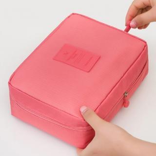 Cestovní kosmetická taštička A524 Barva: červený meloun