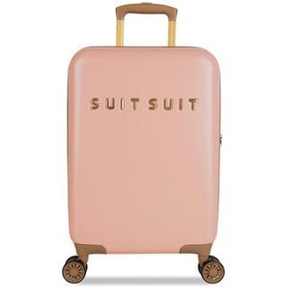 Cestovní kufr SUITSUIT® TR-7101/3-S - Fab Seventies Coral Cloud