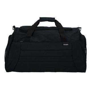Cestovní taška černá - Enrico Benetti Riksmus pánské