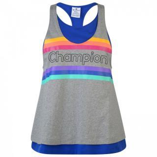 Champion Rainbow Stripe Tank Top dámské Other S