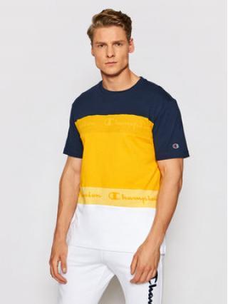 Champion T-Shirt 215948 Barevná Comfort Fit pánské M