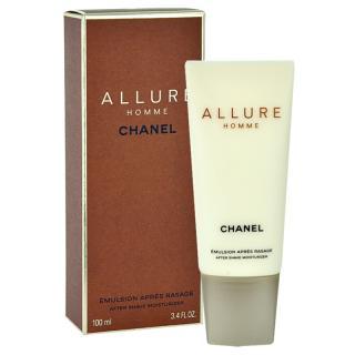 Chanel Allure Homme balzám po holení pro muže 100 ml pánské 100 ml