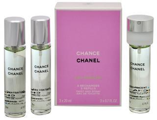 Chanel Chance Eau Fraiche - EDT náplň  60 ml dámské