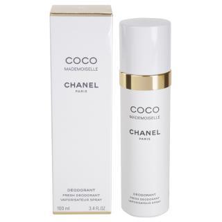 Chanel Coco Mademoiselle deodorant ve spreji pro ženy 100 ml dámské 100 ml