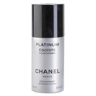 Chanel Égoïste Platinum deodorant ve spreji pro muže 100 ml pánské 100 ml