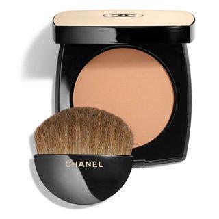 Chanel Les Beiges Healthy Glow Sheer Powder Nr.50 pudrová tvářenka 12 g