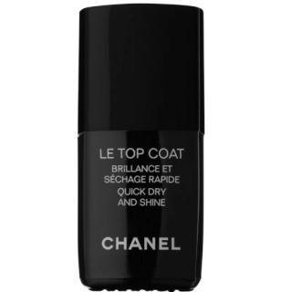 Chanel Vrchní ochranný lak na nehty s leskem Le Top Coat  13 ml dámské