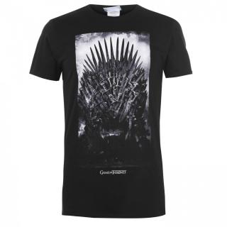 Character Game of Thrones T Shirt Mens pánské Other S