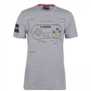 Character Nintendo T-Shirt pánské Other S