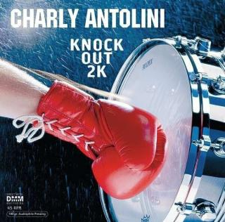 Charly Antolini Knock Out 2K  Black