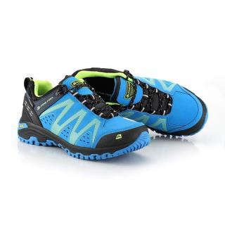 Chefornak 2  Outdoorová obuv s membránou Ptx 47 MODRÁ