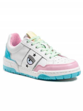 Chiara Ferragni Sneakersy CF2800-017 Bílá dámské 38