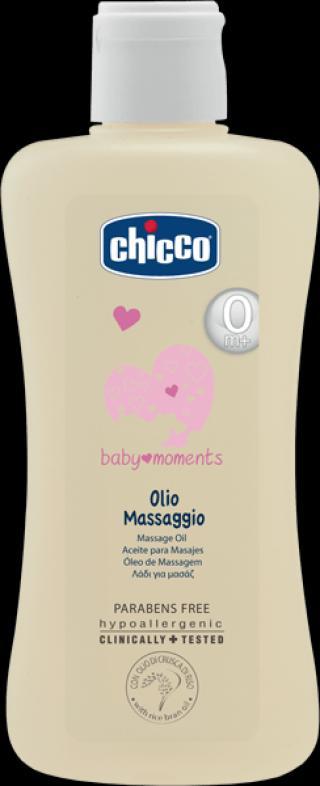 CHICCO Dětský olej, 200 ml