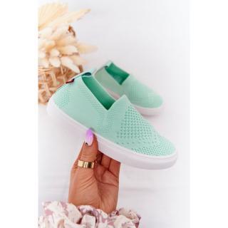 Childrens Slip-On Sneakers Big Star HH374101 Mint Neurčeno 30
