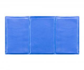 Chladící polštář pro domácí mazlíčky Daxten 50x90 cm Modrá 50x90 cm