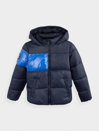 Chlapecká péřová bunda  122