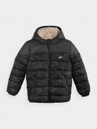Chlapecká péřová bunda  128