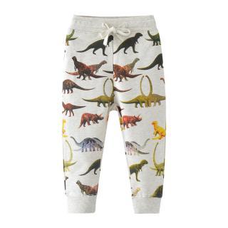 Chlapecké tepláky s dinosaury Velikost: 2