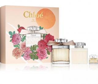 Chloé Chloé Spring Edition - EDP 75 ml   EDP 5 ml   tělové mléko 100 ml dámské