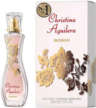 Christina Aguilera Woman - EDP - SLEVA - bez celofánu 50 ml dámské