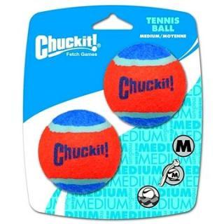 Chuckit! Tenisák Medium – 2 na kartě