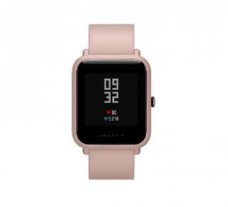Chytré hodinky amazfit bip lite, růžová