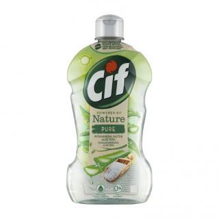 CIF Nature na nádobí Pure 450 ml mix barev