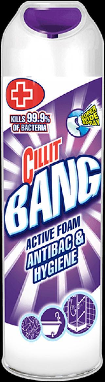 CILLIT BANG Aktivní pěna Antibacterial