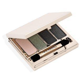 Clarins 4-Colour Eyeshadow Palette 06 Forest paletka očních stínů 6,9 g