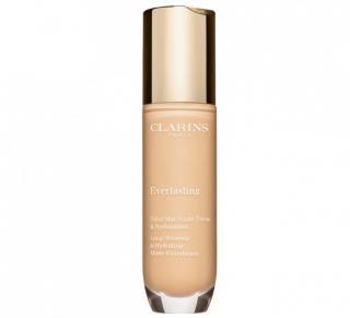 Clarins Dlouhotrvající hydratační make-up s matným efektem Everlasting  30 ml 100.5W dámské