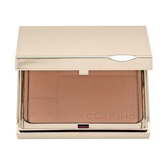 Clarins Ever Matte Radiant Matifying Powder 03 Transparent Warm pudr s matujícím účinkem 10 g