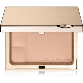 Clarins Ever Matte Radiant Matifying Powder kompaktní pudr pro matný vzhled odstín 00 Transparent Opale 10 g dámské 10 g