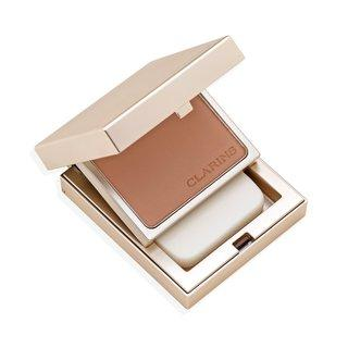 Clarins Everlasting Compact Foundation 114 Cappucino pudrový make-up 10 g
